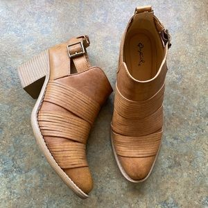 Perfect spring booties!